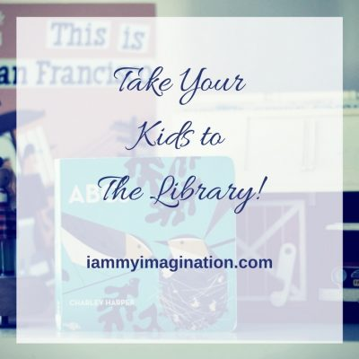 Take Your Kids To The Library!