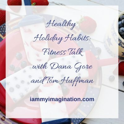 Healthy Holiday Habits – Fitness Talk with Dana Gore and Tom Huffman