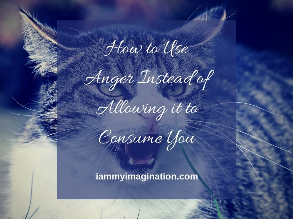 How to Use Anger Constructively (Instead of Allowing it to Consume You)
