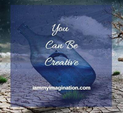 You Can Be Creative
