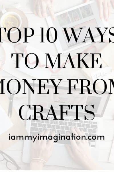 make money crafts