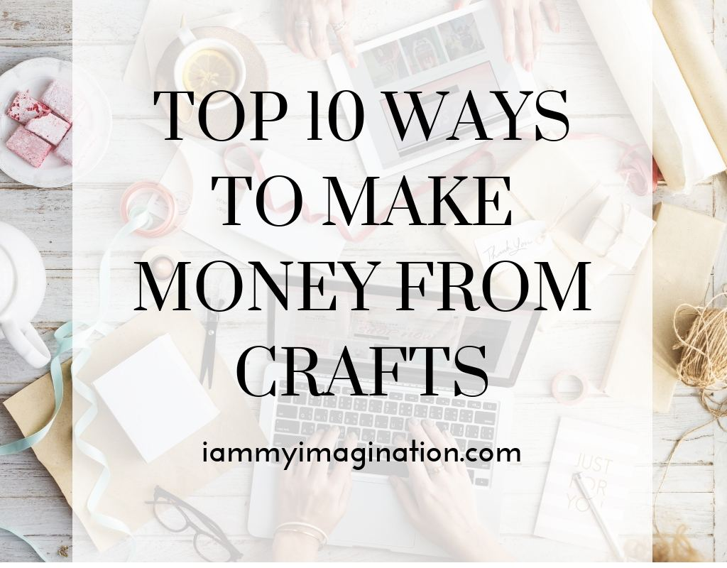 make money from crafts