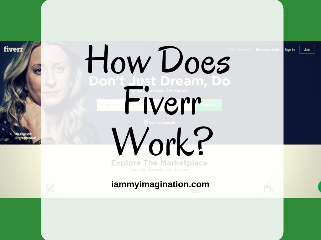 how does fiverr work