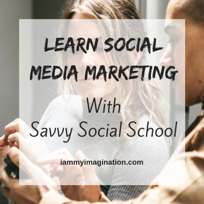 Learn Social Media Marketing with Savvy Social School