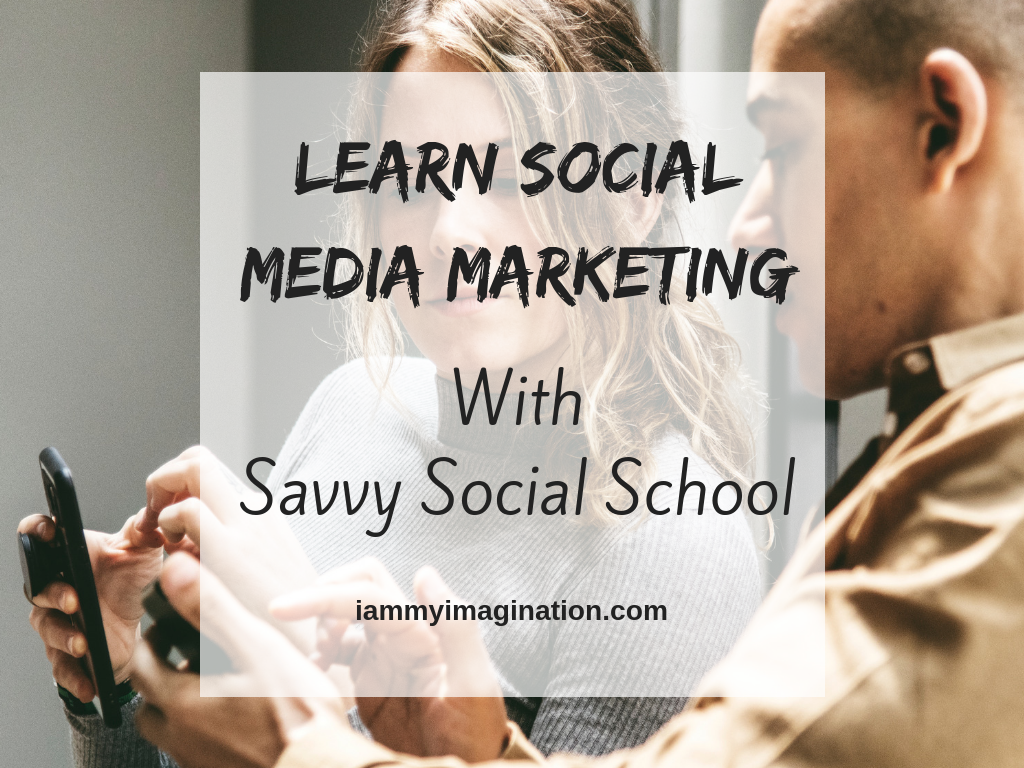 Learn Social Media Marketing with Savvy Social School