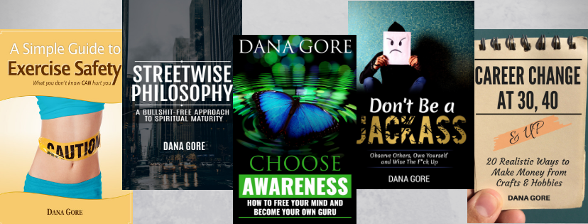 Dana Gore Author books