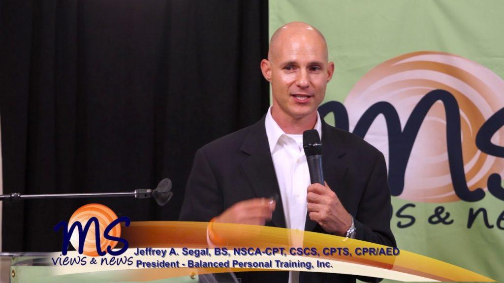 Jeff Segal motivational speaker MS
