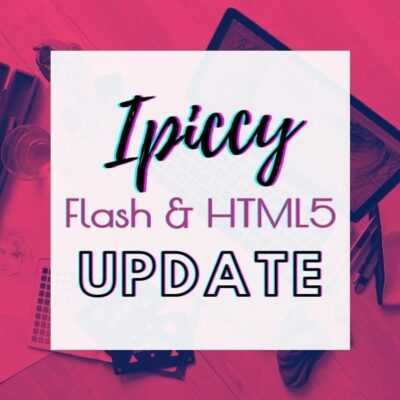 ipiccy flash update